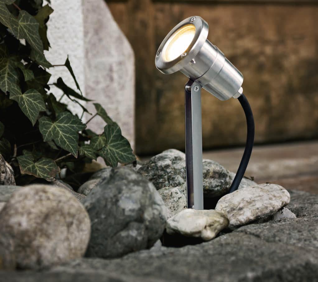 lampioni da esterno a picchetto