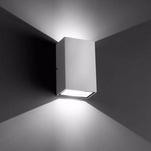 APPLIQUE DA ESTERNO IP54 LED 6W 4000K BIANCO DESIGN MODERNO