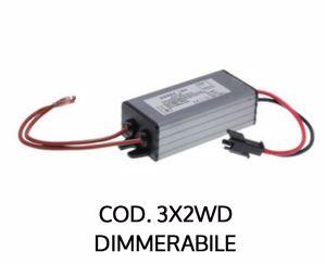 KELVIN LED DRIVER DIMMERABILE 3X2WD