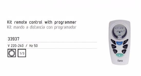 ACCESSORI TELECOMANDO LCD PROGRAMMI PER VENTILATORE DA SOFFITTO