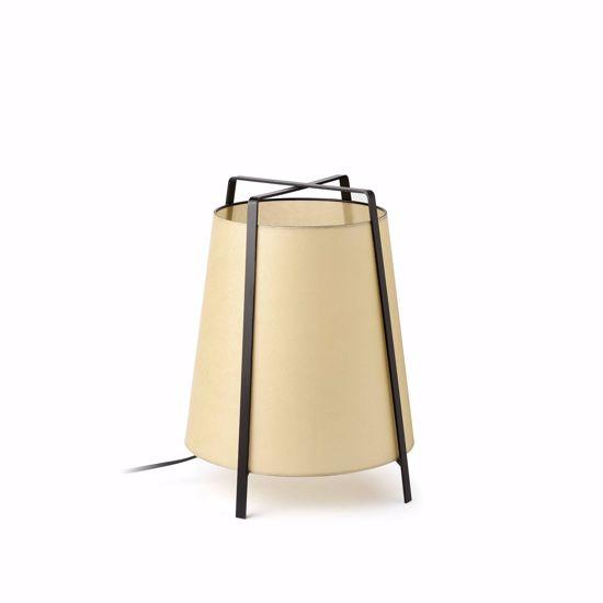 ABATJOUR LAMPADA DA TAVOLO MODERNA DIFFUSORE PERGAMENA PER CAMERA DA LETTO