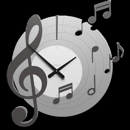 OROLOGIO DA PARETE MUSICA CALLEA DESIGN BELLINI