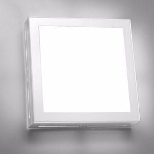 ANTEA LUCE BLOCK PLAFONIERA LED 25CM 17.5W 3000K DESIGN MODERNO