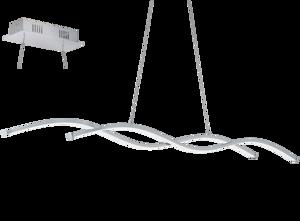 LAMPADARI MODERNI DESIGN DA SOGGIORNO LED 28W 3000K