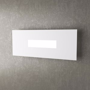 WALLY DI TOPLIGHT APPLIQUE LED BIANCO DESIGN MODERNA