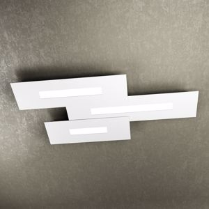 TOP LIGHT WALLY PLAFONIERA LED 80CM BIANCO DESIGN MODERNO