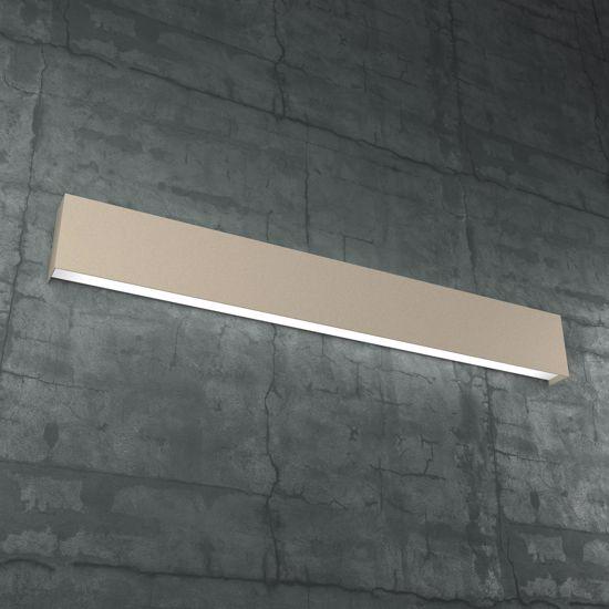 GRANDE APPLIQUE LED 80W 90CM SABBIA CARPET TOP LIGHT