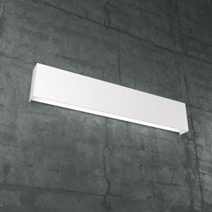 GRANDE APPLIQUE BIANCO LED 60W 60CM DESIGN MODERNO TOP LIGH CARPET