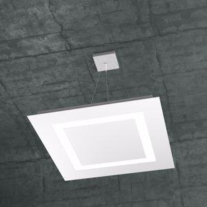 TOPLIGHT CARPET LAMPADARIO LED 80W DESIGN QUADRATO MODERNO PER SOGGIORNO