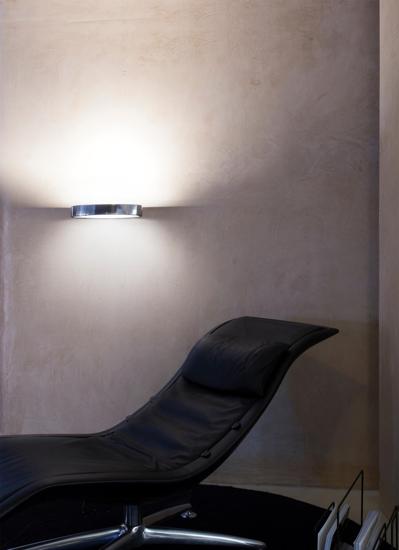 LAMPADA DA PARETE DESIGN FOGLIA ORO LED 3000K MODERNA HELI LINEA LIGHT