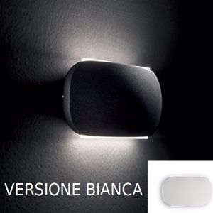 APPLIQUES LED 6W 3000K MODERNA BIANCO LUCE UP & DOWN