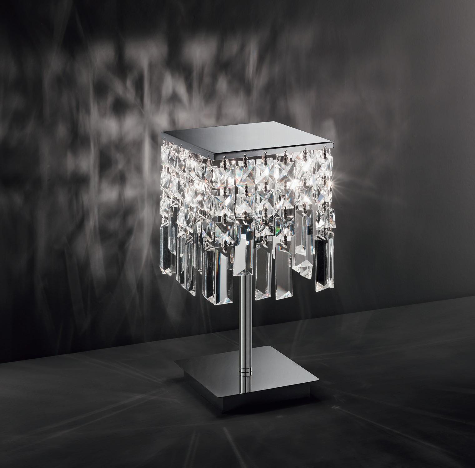 Illuminazione abat jour Lampada da tavolo Stile Moderno In ...