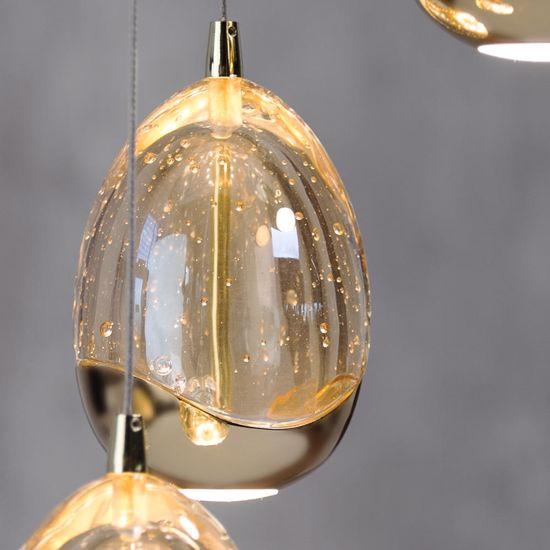 Lampada a sospensione moderna per tavolo da cucina 275346138 - Luci per cucina moderna ...