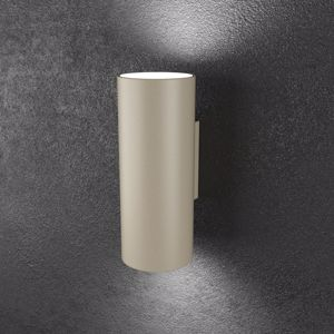 APPLIQUE LED CILINDRO TOP LIGHT TORTORA PER INTERNO