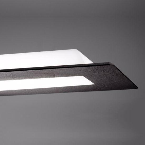 LAMPADARIO A LED 39W 3000K EFFETTO CEMENTO
