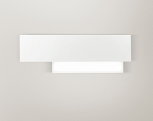 DOHA GEA LUCE BIANCO APPLIQUE LED INTERNI 15W 3000K DESIGN MODERNO