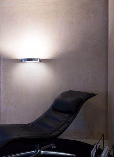 APPLIQUE LED DESIGN MODERNA BIANCO HELI LINEA LIGHT