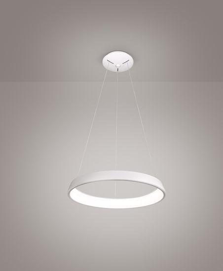 AFFRALUX ANELLI DIODI LAMPADARIO MODERNO 60CM LED 31W 3200K
