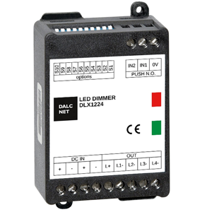 ACCESSORI DIMMER CASAMBI STRISCE LED 4CH 24V 120W/CH MAX 240W