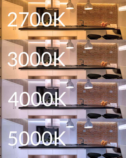 GEA LUCE BOBINA 5M STRIP LED 13W 2700K IP20 DA INTERNO DIMMERABILE ADESIVA FLESSIBILE