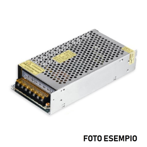 DRIVER LIFE PER STRIP LED MONOCOLARE IP20 FINO A 150W IN METALLO