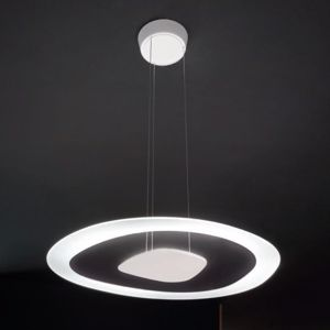 LAMPADARIO PER CUCINA DESIGN MODERNO LED 38W 3000K LINEALIGHT ANTIGUA