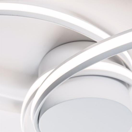 PLAFONIERA DESIGN MODERNA LED 47W 3000K DIMMERABILE VIVIDA CLOVER
