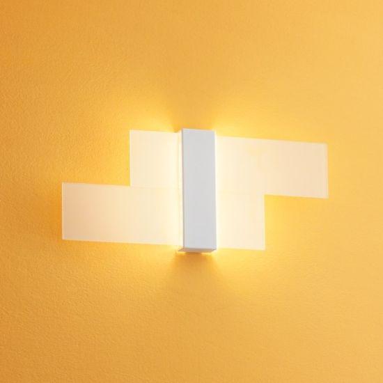 APPLIQUE LED DESIGN MODERNA LINEA LIGHT TRIAD