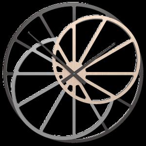 CALLEA DESIGN THERESA GRANDE OROLOGIO 95CM MODERNO DA MURO  ROVERE DECAPE''