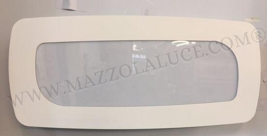 PLAFONIERA LED 30W 3000K DESIGN MODERNA BIANCA RETTANGOLARE