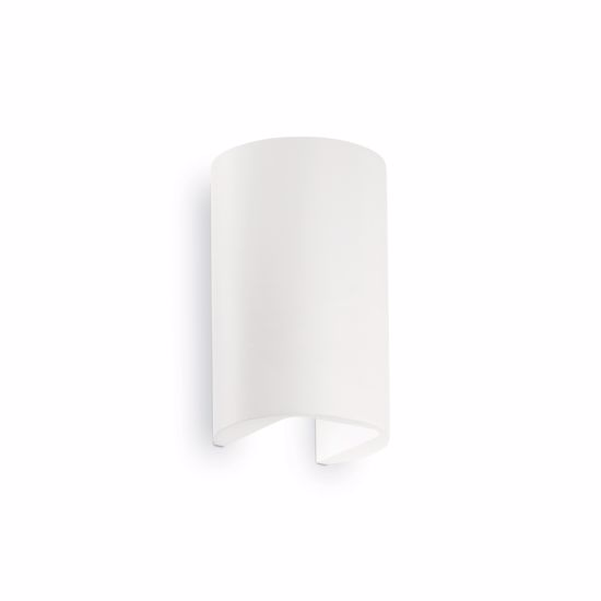 APPLIQUE DA ESTERNO BIANCO LUCE UP DOWN LED 6W 4000K MODERNA
