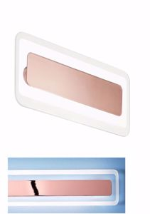 ANTILLE COPPER LINEA LIGHT APPLIQUE LED DESIGN MODERNA
