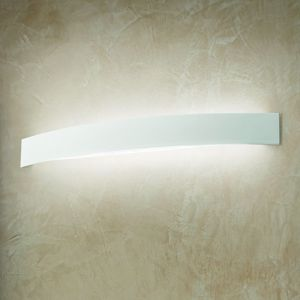APPLIQUE MODERNA LED BIANCO LINEA LIGHT CURVÈ
