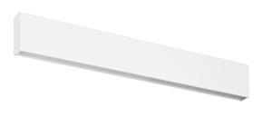 APPPLIQUE LED BOX LINEA LIGHT 28W 4000K BIANCA MODERNA