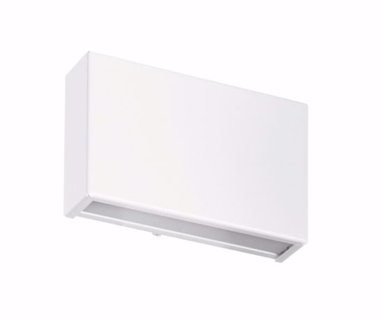 LINEALIGHT BOX APPLIQUE LED MODERNA SQUADRATA 6W 3000K BIANCA