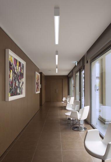 BOX LINEA LIGHT PLAFONIERA LED BIANCA 26W 4000K RETTANGOLARE
