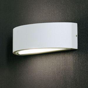 APPLIQUE DA ESTERNO IP54 MODERNO BIANCO E27 LED
