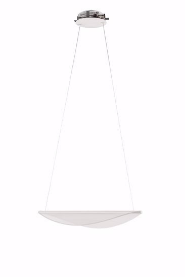 LAMPADARIO MODERNO LED MA&DE DESIGN DIPHY 21W 3000K DIMMERABILE