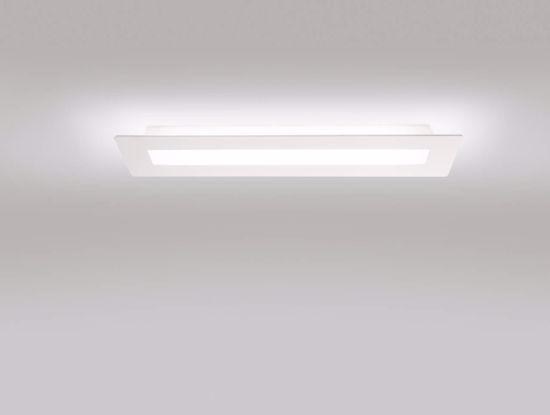 PLAFONIERA RETTANGOLARE LED BIANCA 39W