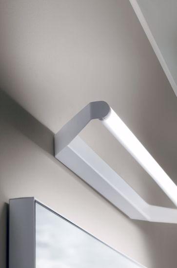 APPLIQUE LED PER SPECCHIO BAGNO CIRCULAR LINEA LIGHT BIANCA 11W