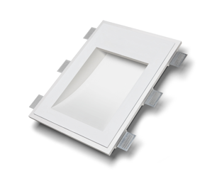 APPLIQUE IN GESSO DA INCASSO LED 16,5W 2700K