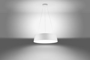 LAMPADARIO LED 36W 3000K PER SALOTTO MODERNO