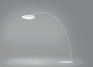 MR MAGOO LINEA LIGHT PIANTANA ARCO DESIGN LED 23W 3000K DIMMERABILE
