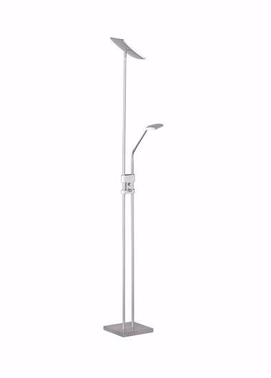 PIANTANA LAMPADA DA TERRA LED 15W 3000K DIMMERABILE ORIENTABILE