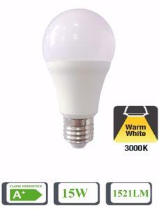 LIFE LAMPADINA LED GOCCIA E27 15W 3000K
