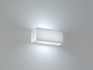 APPLIQUE PER ESTERNO LED 12W 4000K IP54