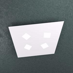 PLAFONIERA LED DESIGN PER CUCINA METALLO BIANCO TOP LIGHT NOTE