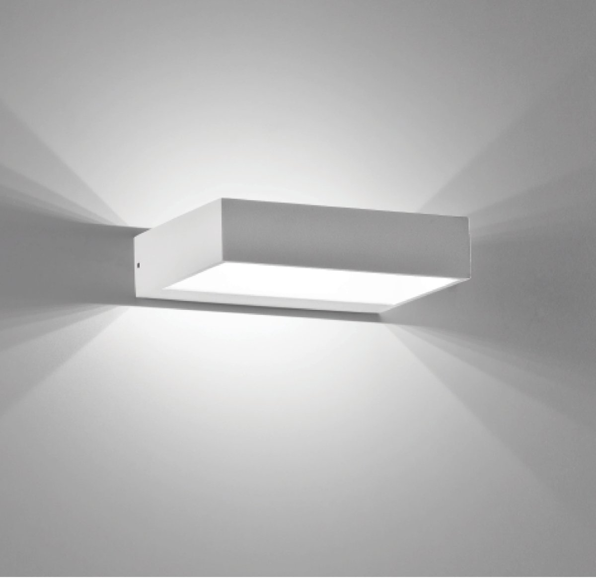 applique mensola led