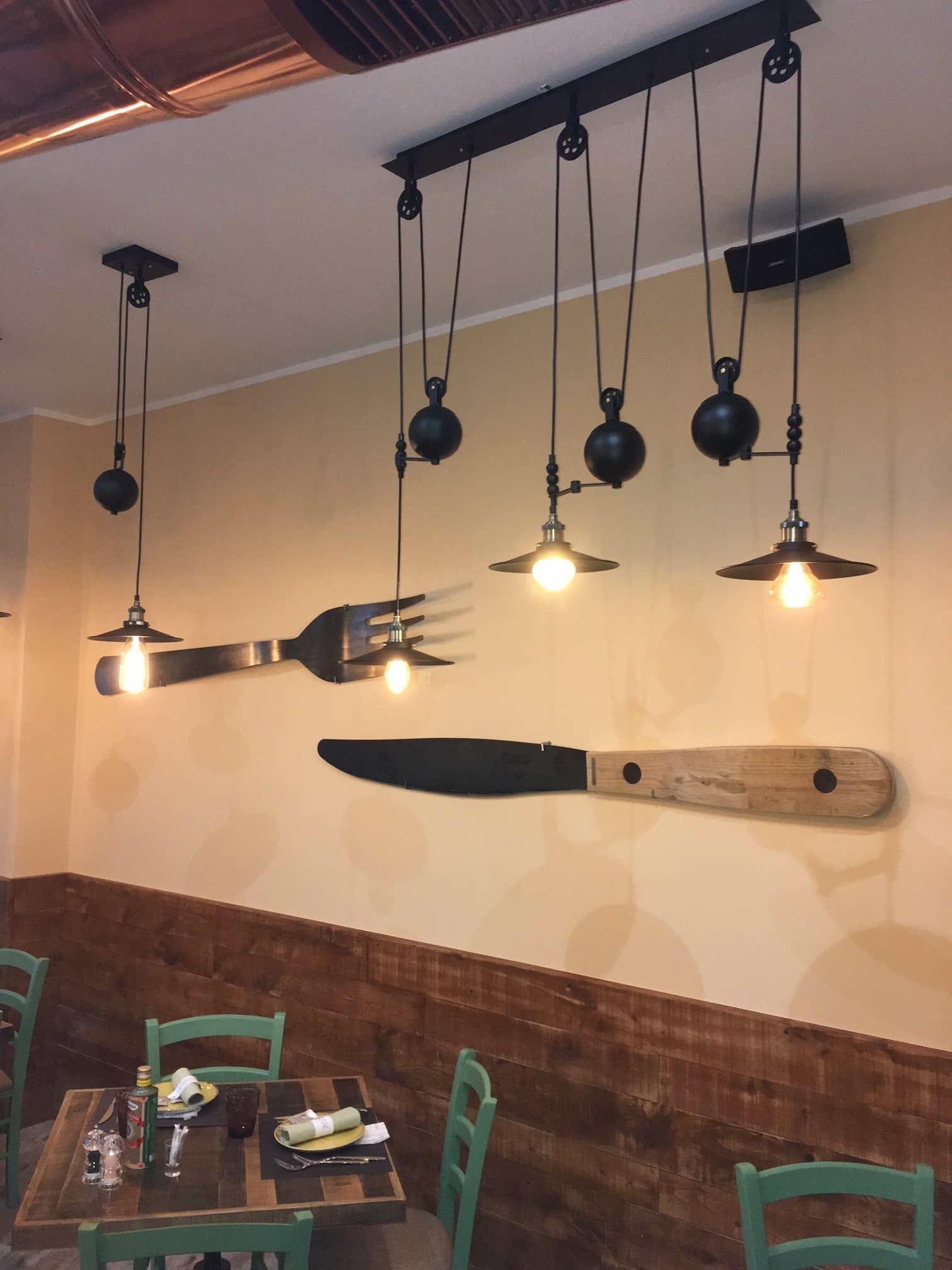 Lampadari Arte Povera Prezzi.Lampadari Cucina