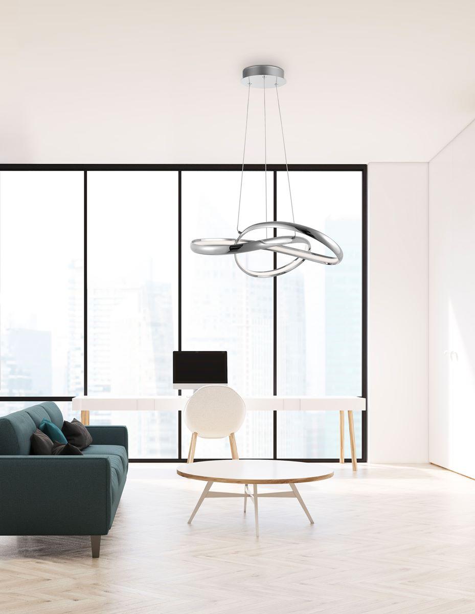 Illuminazione Per Soggiorno Moderno lampadari moderni
